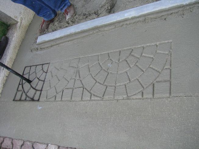 Beton for Prix beton imprime